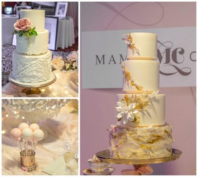 Armathwaite Hall Hotel Wedding Fayre - Mama Cakes