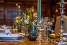 Askham Hall Wedding Tablescape