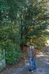 Autumnal Engagement Shoot
