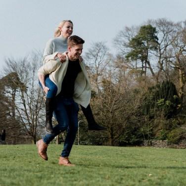 Borrans Park, Engagement