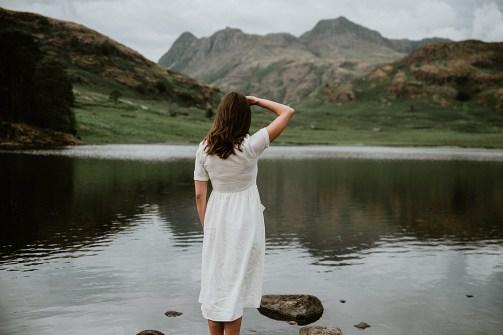 Blea Tarn, Lake District, Cumbria