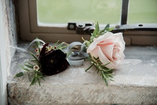 Askham Hall Winter Wedding Colour-28