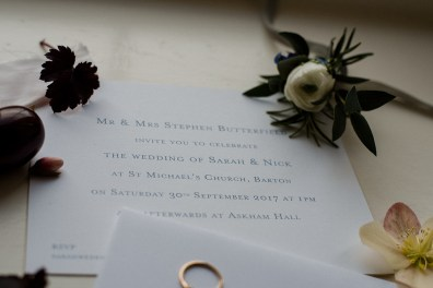 Askham Hall Winter Wedding Colour-48