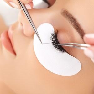 lash extensions eyelash