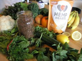 Green Smoothie Ingredients | Radiance Wellness by Shari Feuz