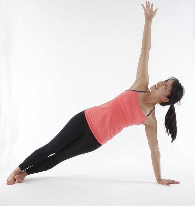 Use your Skintelligence for better yoga, fitness and posture
