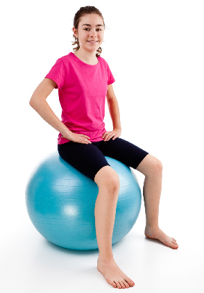 Fitness for non-sporty teens