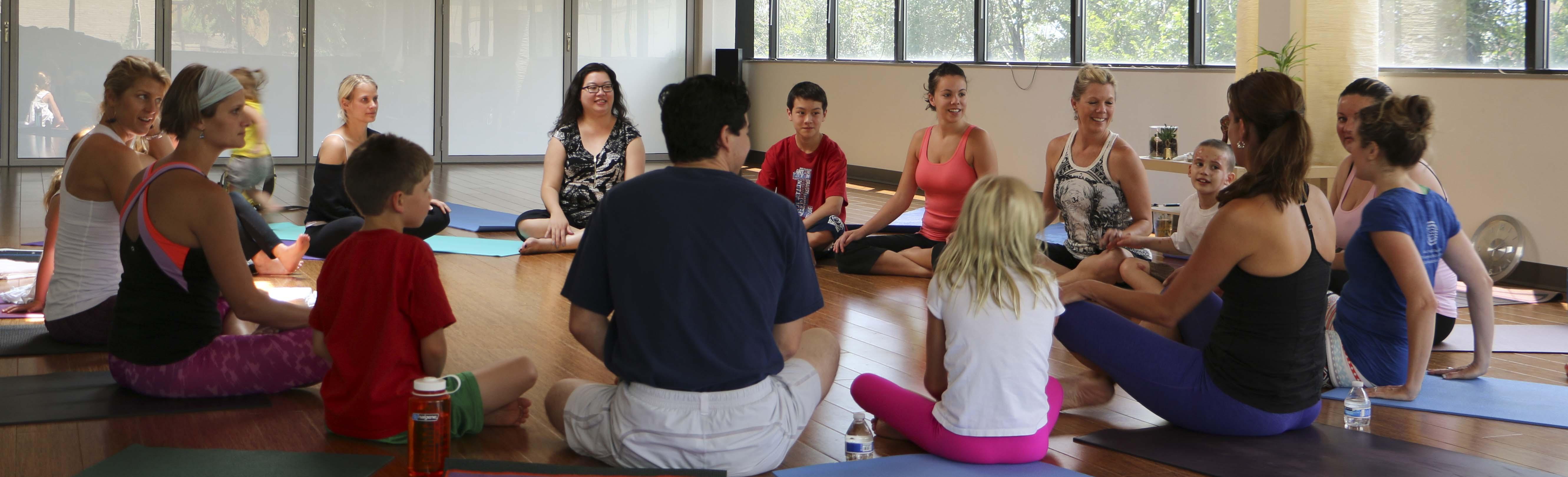 Radiant Family Yoga