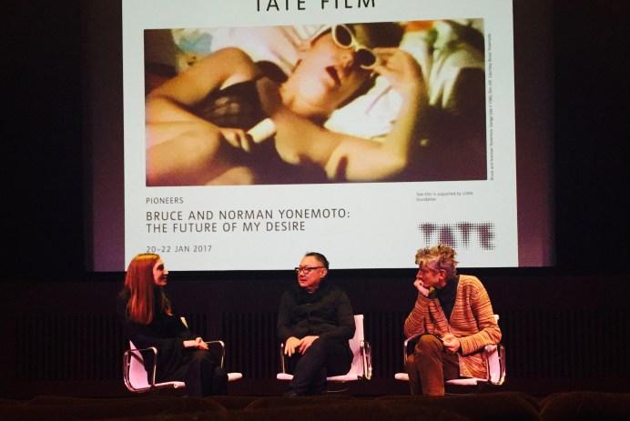 BRUCE & NORMAN YONEMOTO screened at Tate Modern.