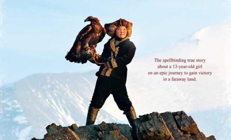 SCREEN DIARY: THE EAGLE HUNTRESS