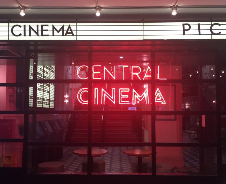 TEN-IN-ONE: LONDON CINEMAS