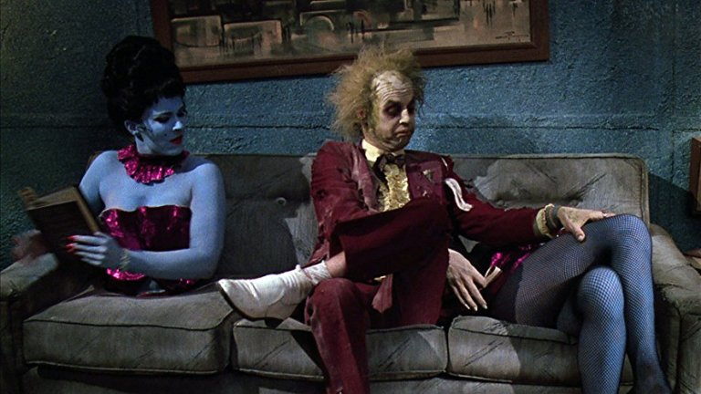 HALLOWEEN 2017: BEETLEJUICE screens at Everyman Cinemas (31 OCT & 01 NOV).