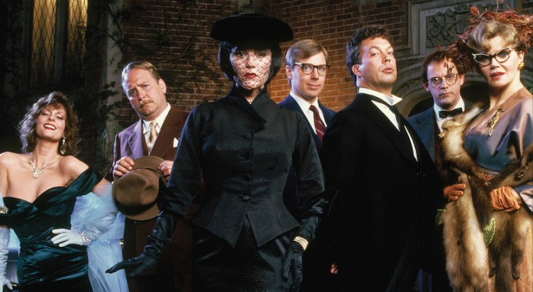 HALLOWEEN 2017: CLUE screens at Clapham Picturehouse (31 OCT).