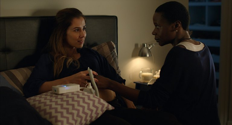 LONDON FILM FESTIVAL: GOOD MANNERS screened in Official Competition at the Embankment Garden Cinema (12 OCT).