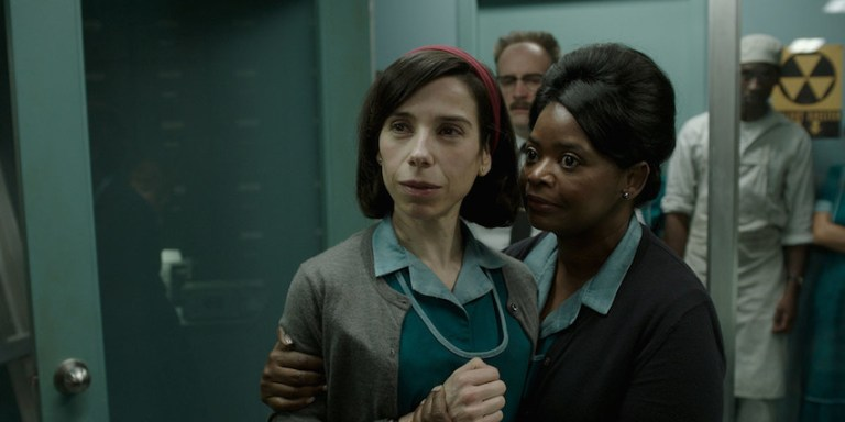 LONDON FILM FESTIVAL: THE SHAPE OF WATER screened at the Odeon Leicester Square (11 OCT 2017).