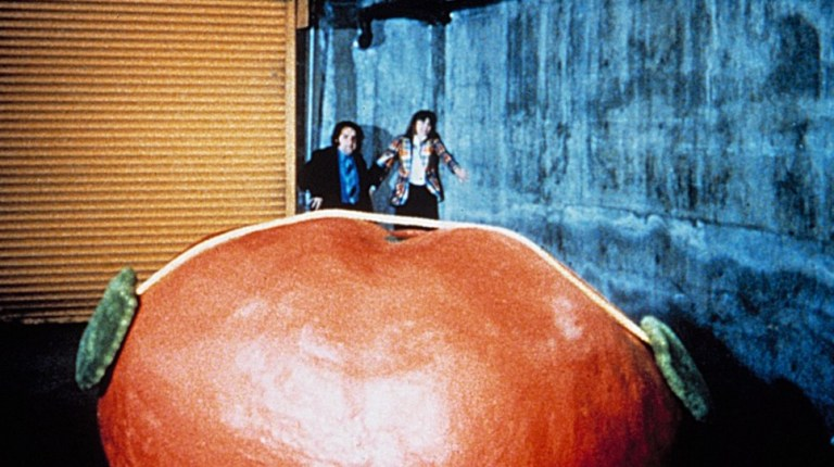 Top Ten Horror Movie Musicals: ATTACK OF THE KILLER TOMATOES (1978).
