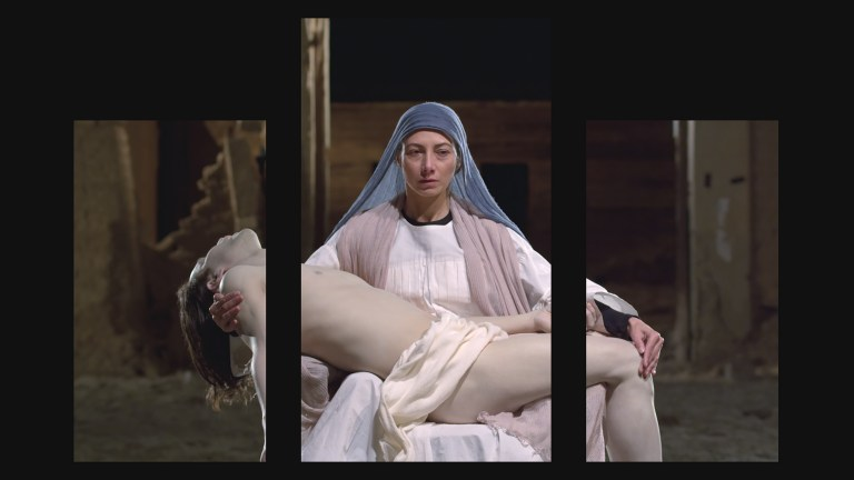 COMING SOON: BILL VIOLA: THE ROAD TO ST PAUL'S screens at Bertha DocHouse (12 NOV).