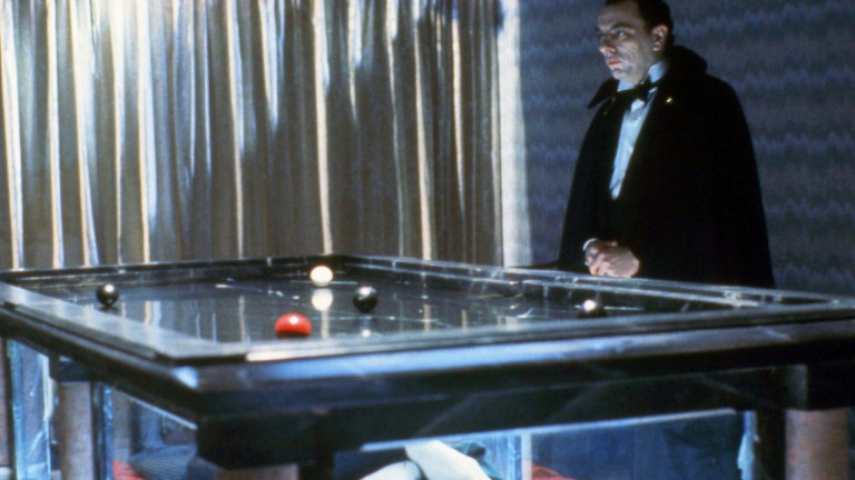 Top Ten Horror Movie Musicals: BILLY THE KID AND THE GREEN BAIZE VAMPIRE (1987).