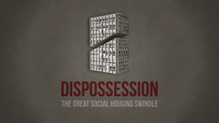 COMING SOON: DISPOSSESSION screens at Arthouse Crouch End (10 NOV).