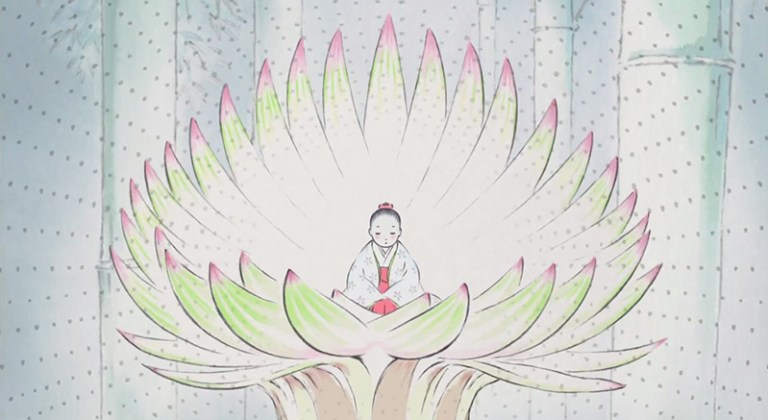 NOW SHOWING: THE TALE OF THE PRINCESS KAGUYA screens at Picturehouse Central (26 NOV).