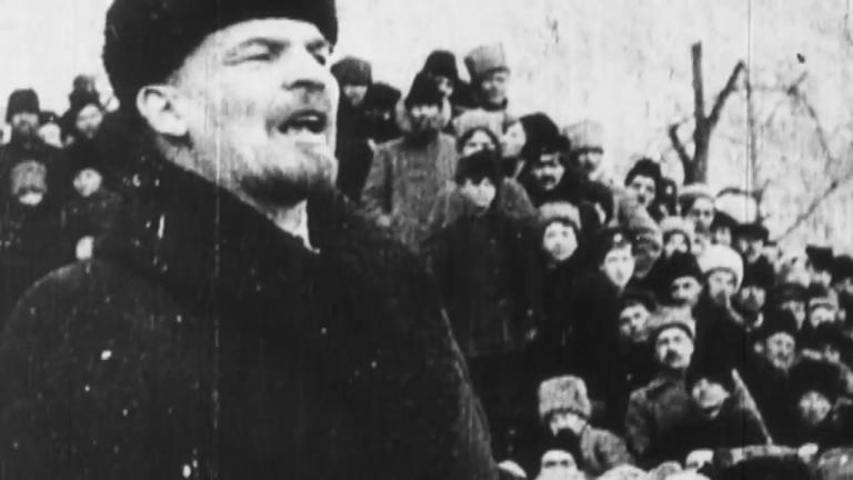 NOW SHOWING: TSAR TO LENIN screens at Stow Film Lounge (29 NOV).