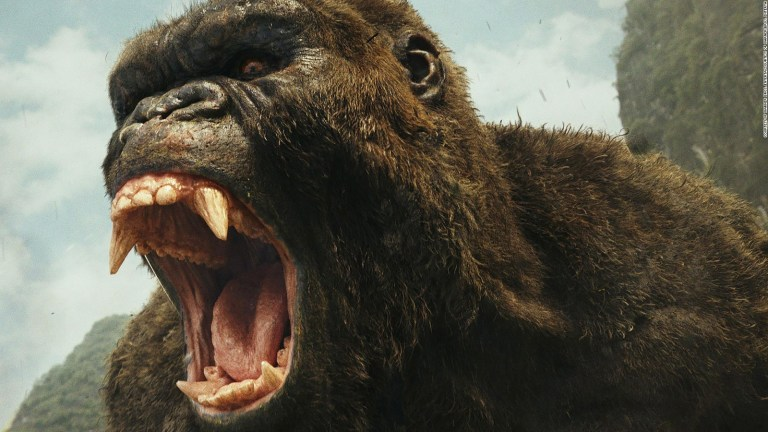 KONG: SKULL ISLAND screened in March.