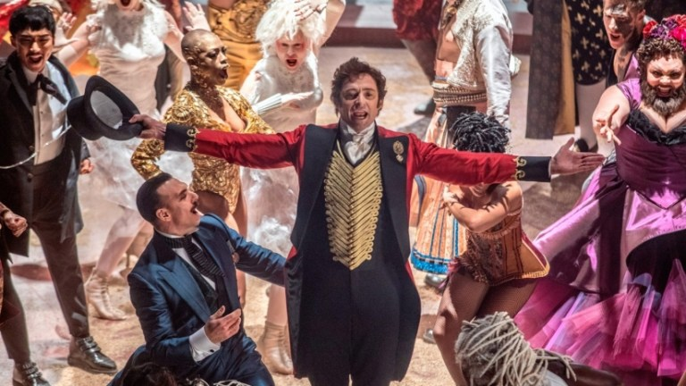 NOW SHOWING: THE GREATEST SHOWMAN screens at Picturehouse Central (31 DEC).