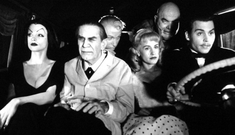 NOW SHOWING: ED WOOD screens at BFI (26 JAN).