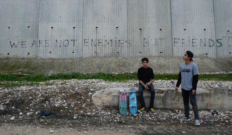NOW SHOWING: EPICLY PALESTINE'D