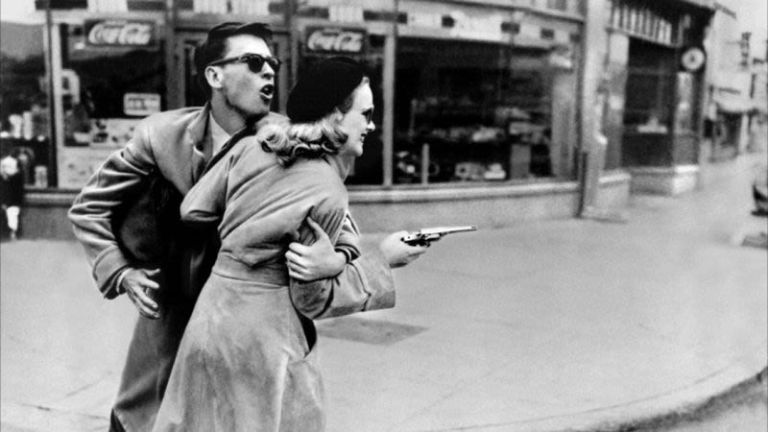 NOW SHOWING: GUN CRAZY screens at Rio Cinema.