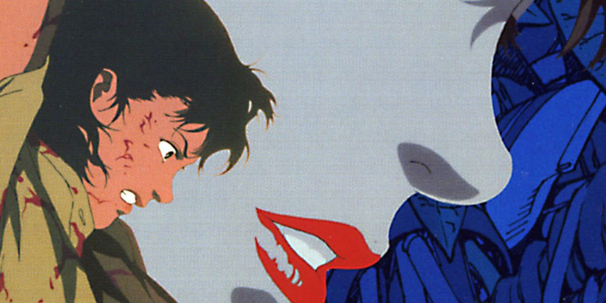 ANIME DOUBLE BILL PERFECT BLUE PAPRIKA