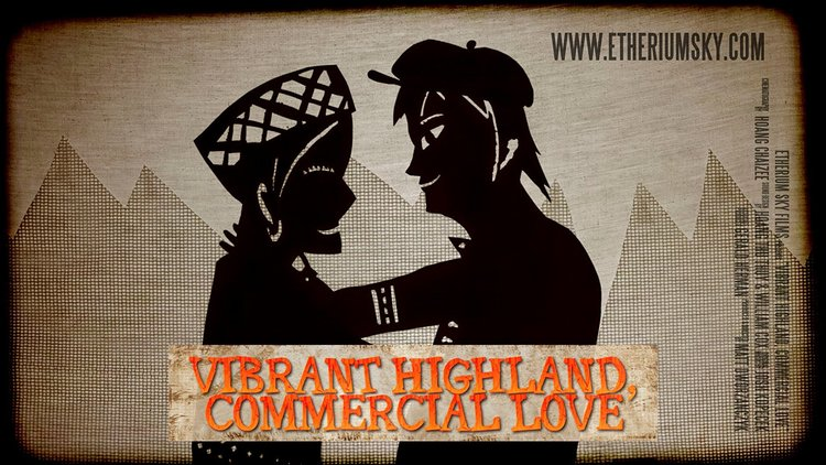 VIBRANT HIGHLAND, COMMERCIAL LOVE