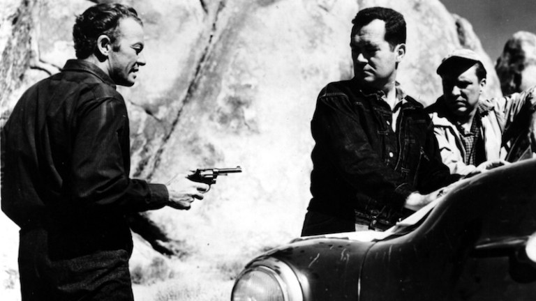 THE HITCH-HIKER screens at Curzon Goldsmiths.