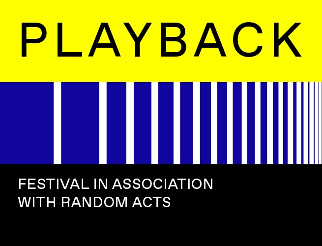 PLAYBACK 2018 at ICA