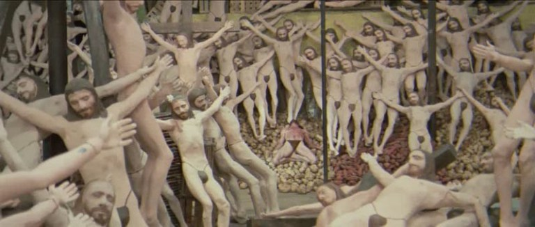 RADIANT CIRCUS SCREEN GUIDE - NOW SHOWING: THE HOLY MOUNTAIN screens at Moth Club (01 APR).