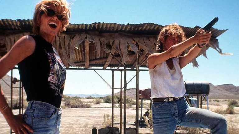 RADIANT CIRCUS SCREEN GUIDE - NOW SHOWING: THELMA & LOUISE screens at Classic Cinema Club Ealing (09 MAR).