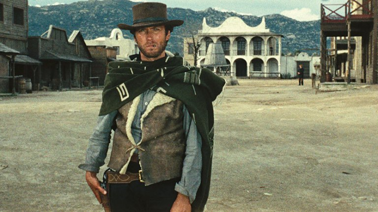 RADIANT CIRCUS SCREEN GUIDE - Films in London today: A FISTFULL OF DOLLARS at BFI (18 APR).
