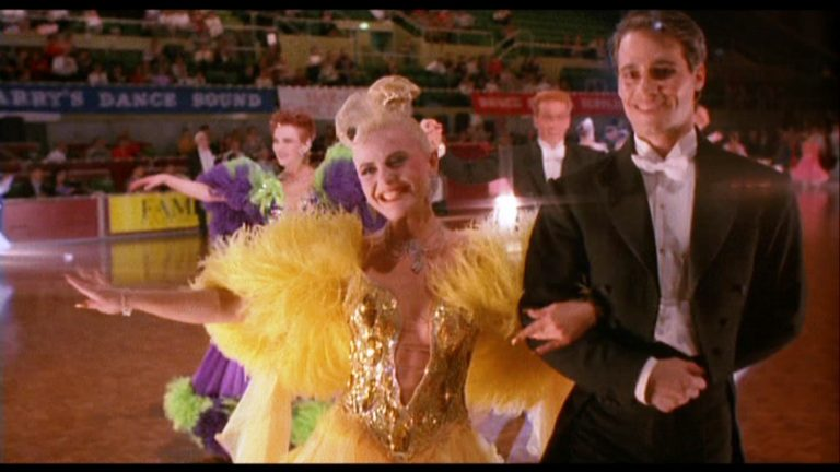STRICTLY BALLROOM at Classic Cinema Club - Ealing (04 MAY 2018).