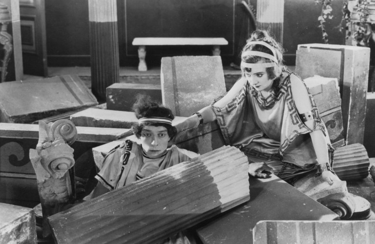 Radiant Circus Screen Guide - Films in London this week: THREE AGES at Cinema Museum (28 APR).
