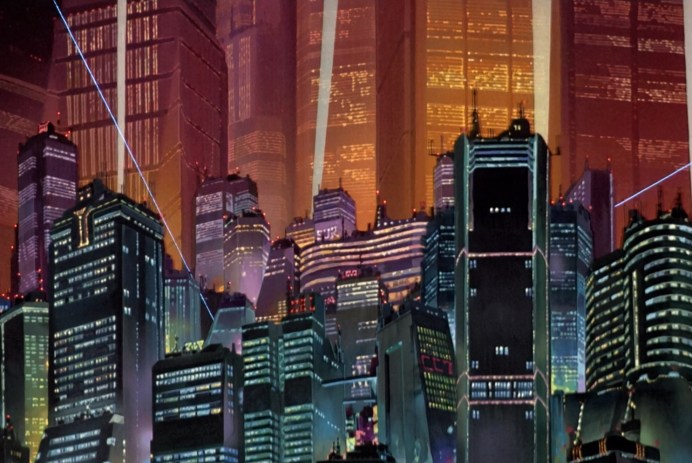 Radiant Circus Screen Guide - Films in London today: AKIRA at BFI IMAX (14 MAY).
