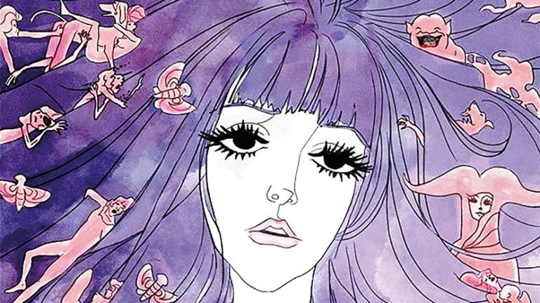 Radiant Circus Screen Guide - Films in London this month: BELLADONNA OF SADNESS at BFI (08 MAY).