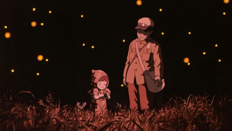 Radiant Circus Screen Guide - Films in London today: GRAVE OF THE FIREFLIES at Genesis Cinema (10 MAY).