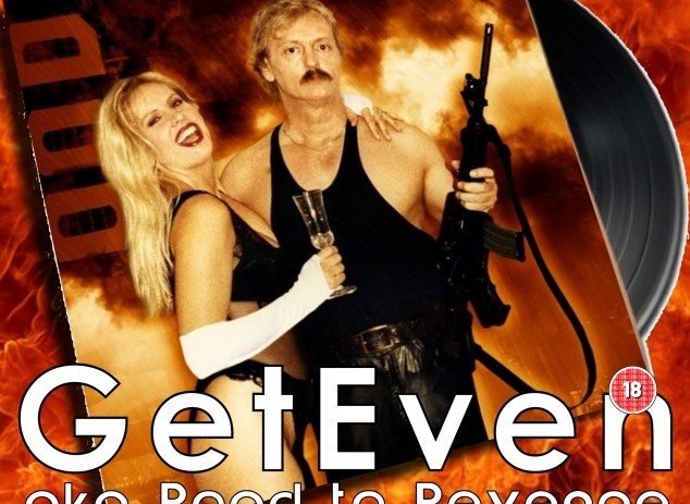 Crap Film Club presents GETEVEN at the Book Club (11 JUL).