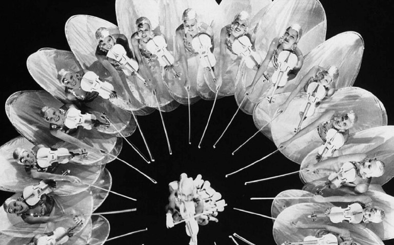 Radiant Circus Screen Guide - Films in London this week: GOLD DIGGERS OF 1933 at BFI (16 MAY).