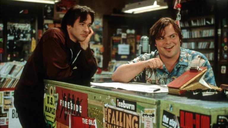 Radiant Screen Guide - Films in London this week: HIGH FIDELITY at Genesis Cinema (17 MAY).