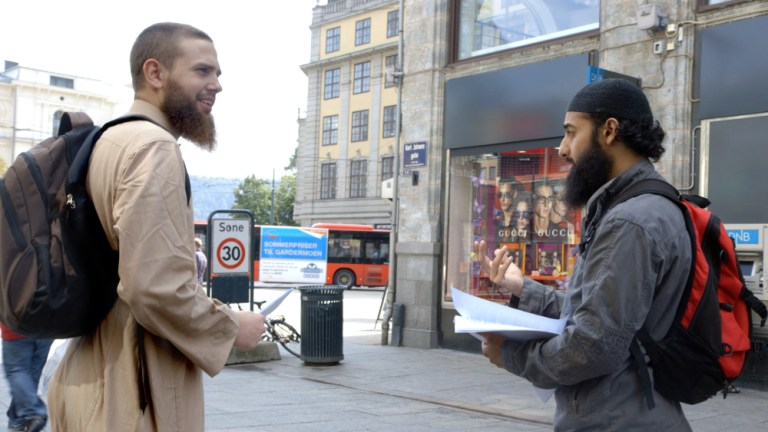 Radiant Circus Screen Guide - Films in London today: RECRUITING FOR JIHAD at DocHouse (23 MAY).