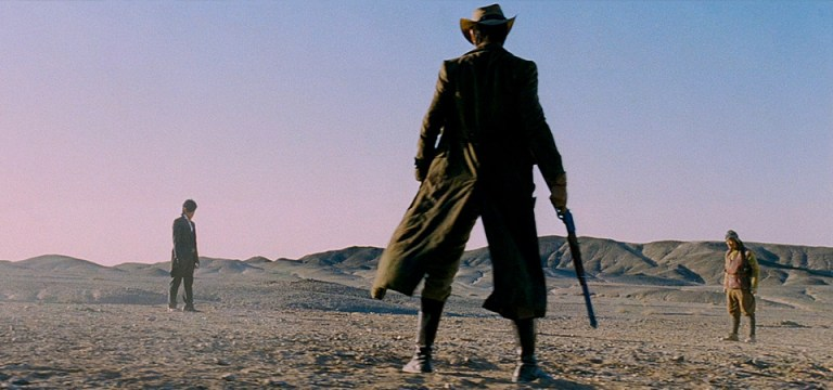 Films in London today: THE GOOD THE BAD THE WEIRD at Herne Fill Free Film Festival (23 MAY).