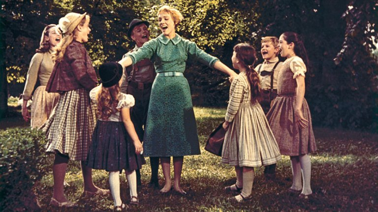 Radiant Circus Screen Guide - Films in London today: THE SOUND OF MUSIC at BFI (22 MAY).