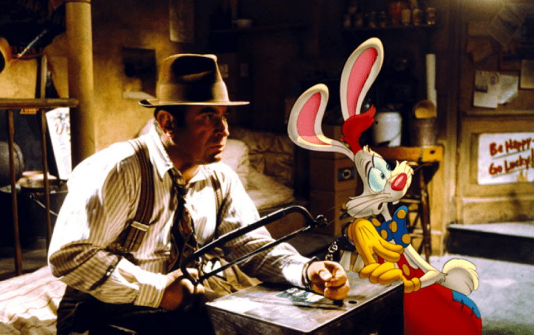 Radiant Circus Screen Guide - Films in London today: WHO FRAMED ROGER RABBIT? at CIné Lumière (26 MAY).