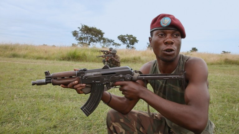 Films in London today: THIS IS CONGO at Picturehouse Central.